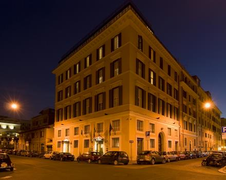 Looking for an hotel in Rome? Choose Best Western Hotel Artdeco