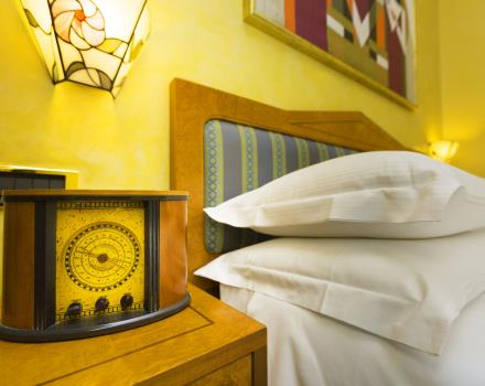Single Room Best Western Artdeco Hotel Rome Hote 4 star in Rome