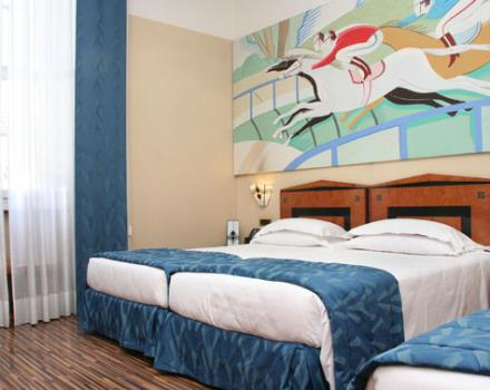 Book a stay in a Best Western Hotel near the Termini station