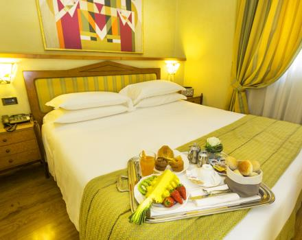 Best Western Double Room Hotel Artdeco Rome Hote 4 star in Rome