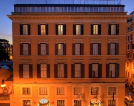Looking for hospitality and top services for your stay in Rome? Choose Best Western Artdeco Hotel