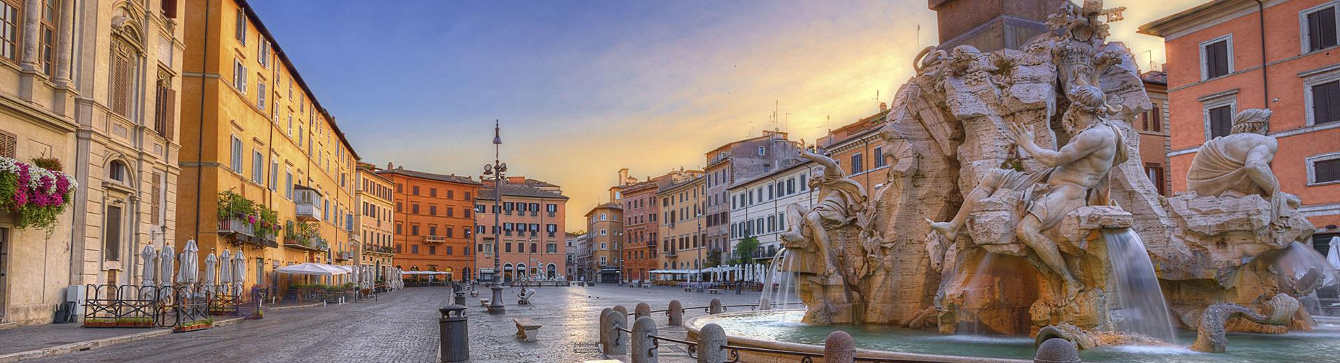 Book your 4 star hotel in Rome near the Termini station