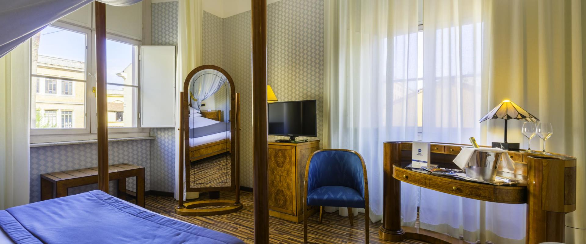 COMFORT Room Best Western Hotel Artdeco Rome Hote 4 star in Rome